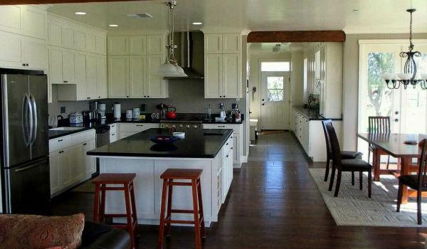 Partition Dapur Dan Ruang Tamu  Desainrumahidcom