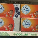 Puffs Tissues at Dollar Tree - Phillycouponmom.com