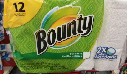 Bounty Paper Towels at CVS - Phillycouponmom.com