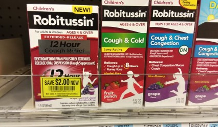Robitussin at Rite Aid - Phillycouponmom.com