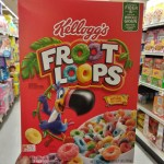 Kelloggs Cereal at Shoprite