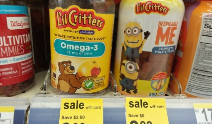 Lil Critters at Walgreens - Phillycouponmom.com