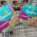 Pampers diapers at walgreens