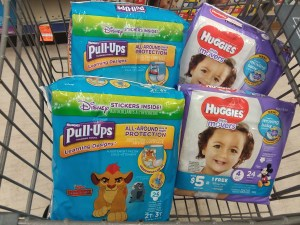 Huggies Diapers & Pull-up at Walgreens