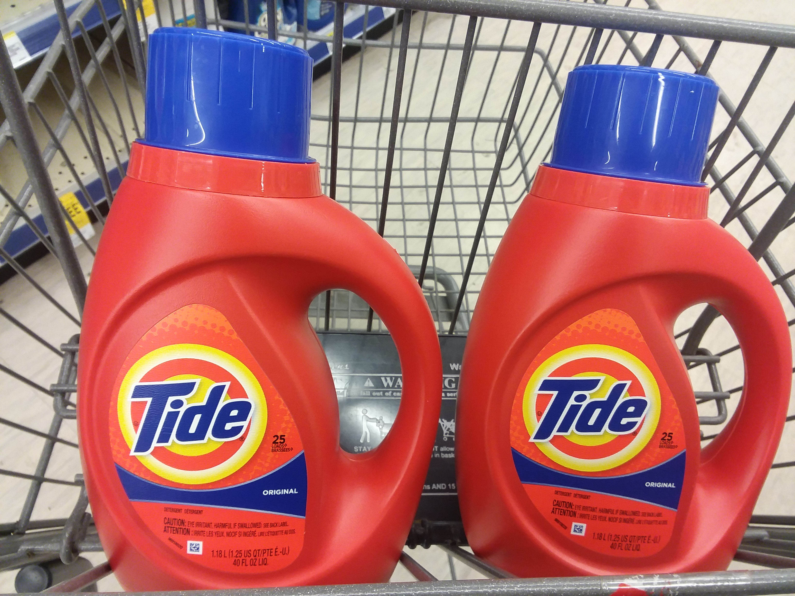 Tide at walgreens