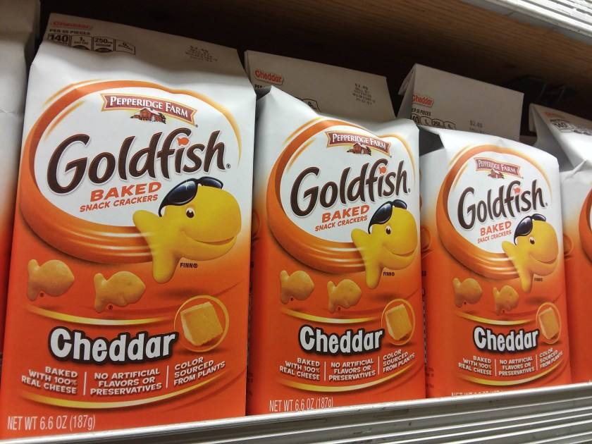 Pepperidge Farm Goldfish at Shoprite