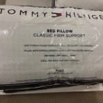 Tommy Hilfiger bed pillow at macys