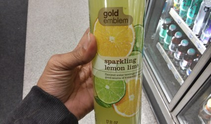Gold Emblem flavored water at CVS - Philly Coupon Mom