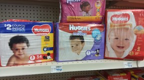 Huggies Jumbo Pack Diapers or Pull-ups, Only $5.50 at CVS ends 1/26!