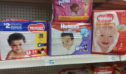 Huggies Diapers at CVS - Philly Coupon Mom