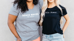 Cents of Style ~ Messy Hair Don't Care Graphic Tees- ONLY $16.95 + FREE Shipping w/code: BOLDHAIR Inbox x