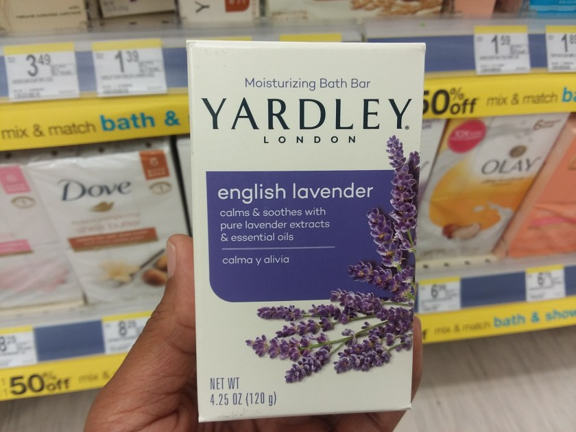 yardley bar soap at walgreens