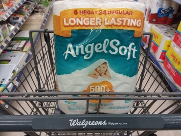 angel soft 6 mega at walgreens