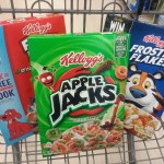 kelloggs cereals at walgreens