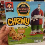quaker chewy bars at shoprite