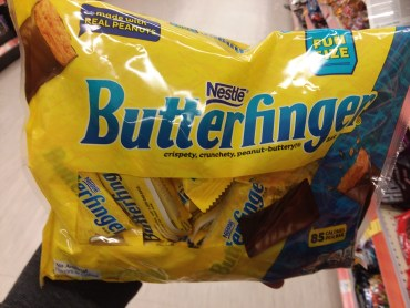 butterfinger fun size at walgreens