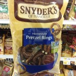 Snyders Pretzels at Shoprite