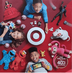 Target 2018 Toy Book