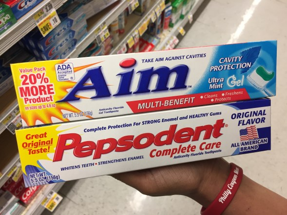 Aim and Pepsodent at Shoprite - Philly Coupon Mom