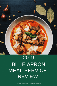 Blue Apron Meal Service Review 2019 - Philly Coupon Mom