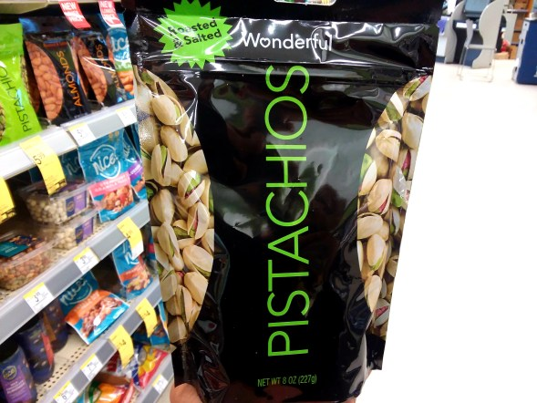 Wonderful Pistachios at CVS - Philly Coupon Mom