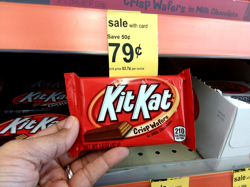 Hersheys or kit kat at Walgreens - Philly Coupon Mom