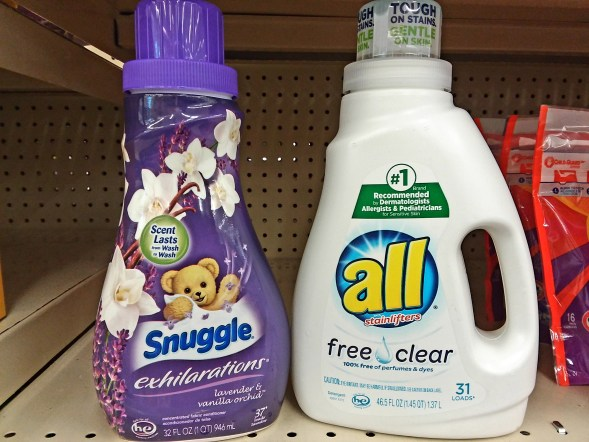 Snuggle & All Liquid at Walgreens - Philly Coupon Mom