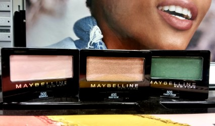 Maybelline Eyeshadow at CVS
