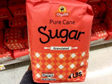 Sugar at Shoprite
