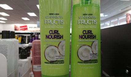 Garnier Fructis at CVS