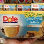 Dole Fruit Bowls at Shoprite