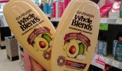 Garnier Whole Blends at Walgreens