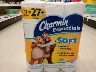 Charmin Essentials at Walgreens