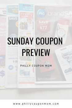 Sunday Coupon Preview - Image