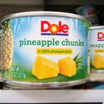 Dole Canned Fruit at Walmart