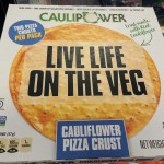 Caulipower Pizza at Shoprite