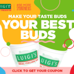 Save 75¢ On one (1) box of LUIGI'S® REAL ITALIAN ICE!