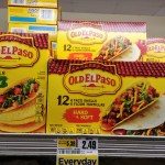 old El paso Products at Shoprite