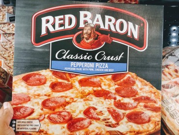 Red Baron Pizza at Acme Markets