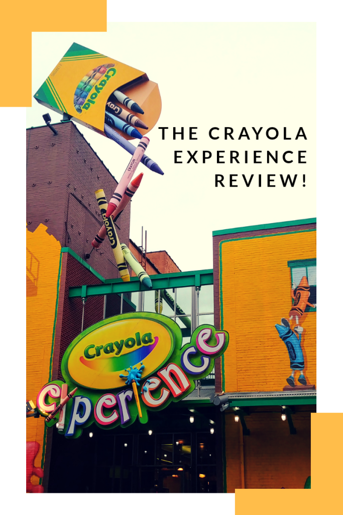 The Crayola Experience Review