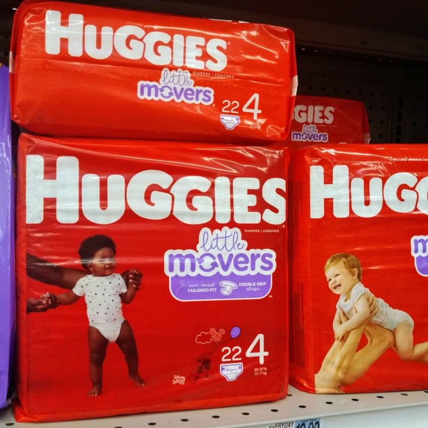 Huggies Lil Movers Diapers at Rite Aid
