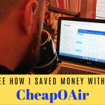 See How I Saved Money with CheapOAir