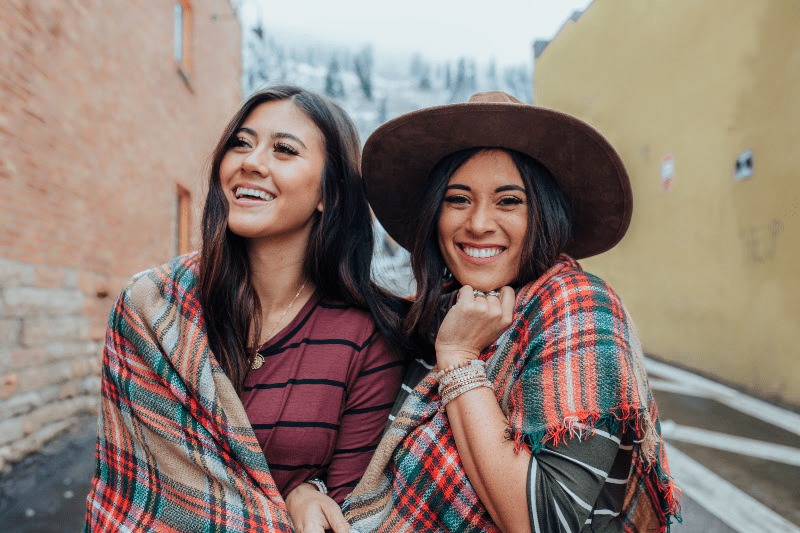 Blanket Scarves  at Cents of Style