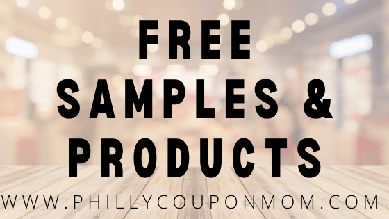 Free Samples & Products