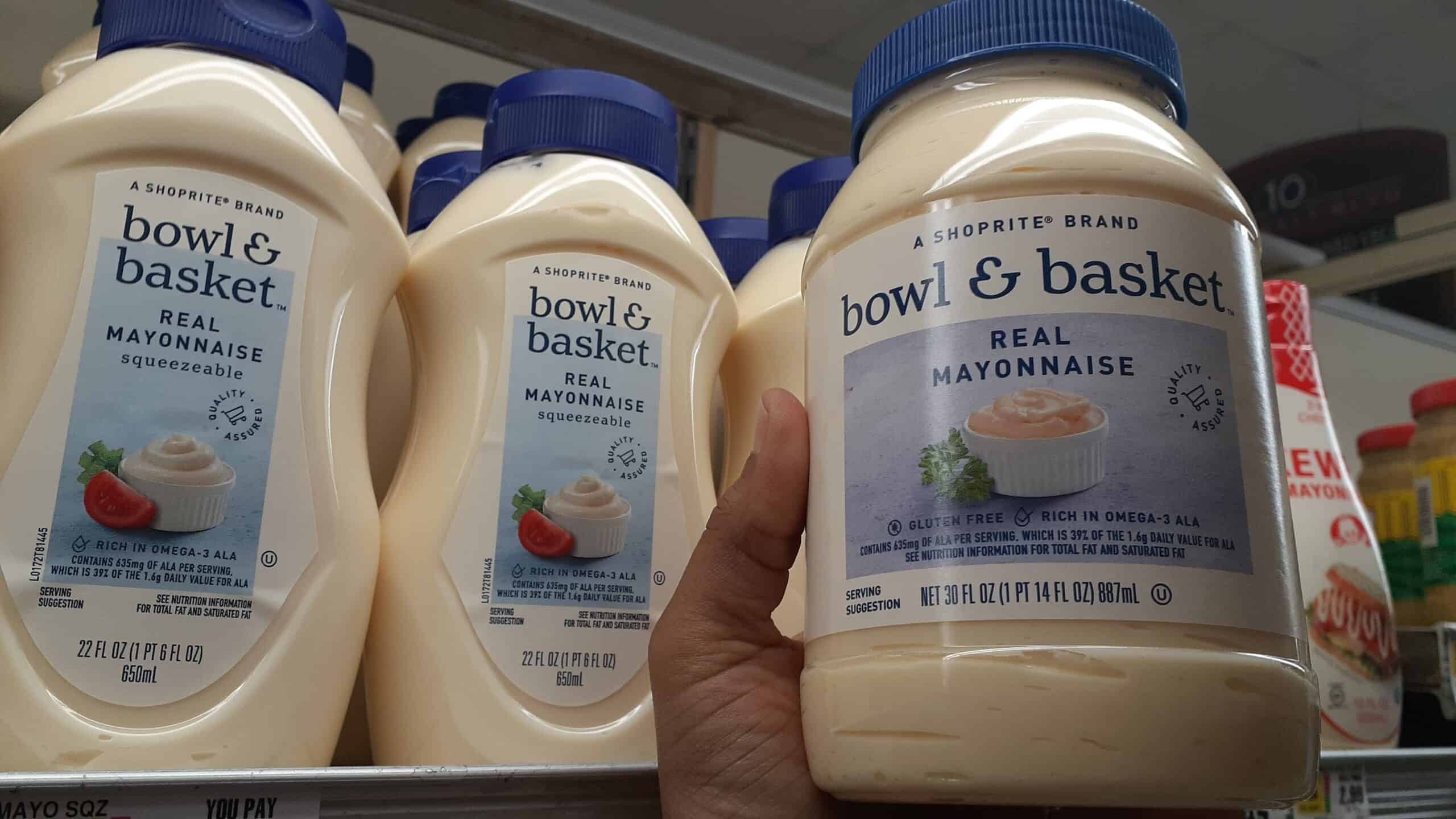 Bowl & Basket Mayo at Shoprite