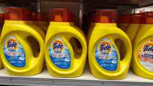 Tide Simply Laundry Detergent at Shoprite