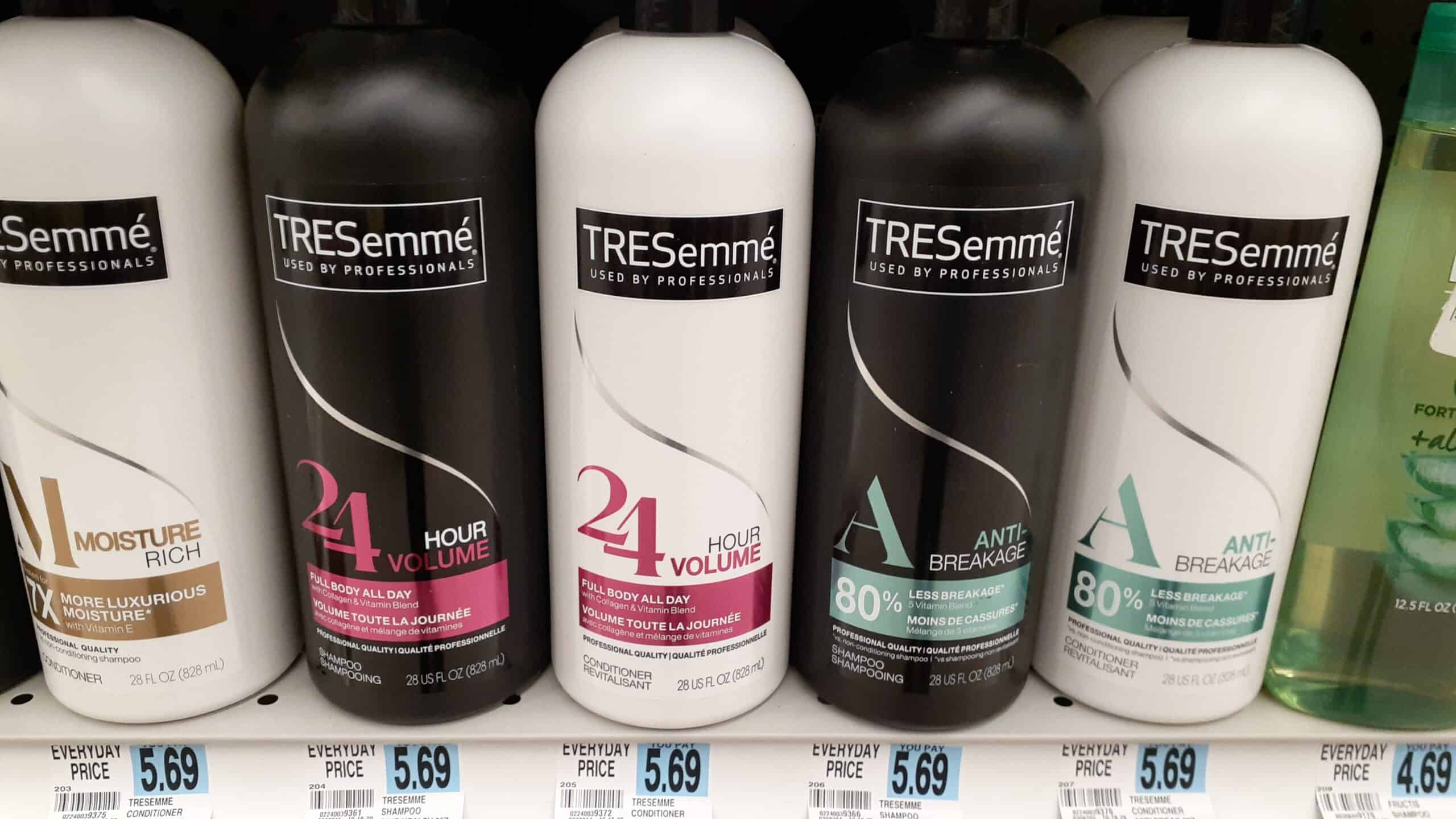 Tresemme at Rite Aid
