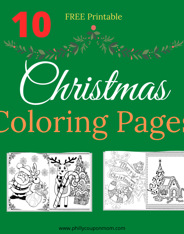 Christmas Coloring Pages Blog