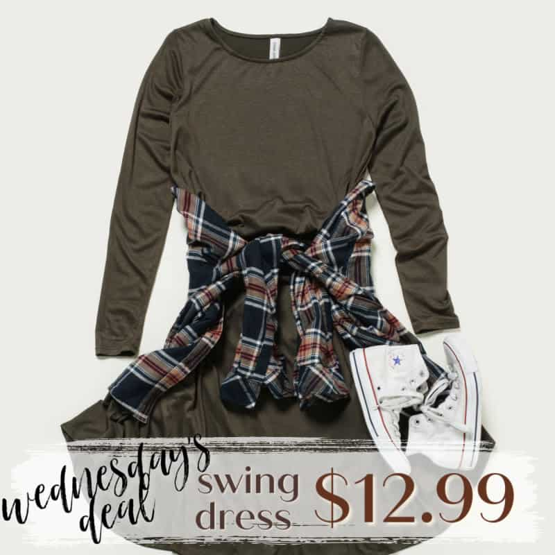 swing dresses at cents of style