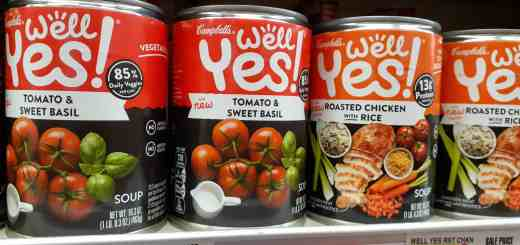 Campbells Well Yes Soup at Shoprite